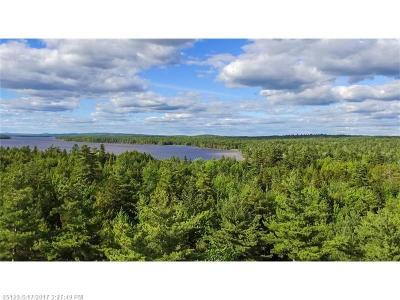 Waltham ME Residential Lots & Land For Sale: $2,610,000