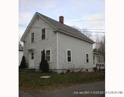 Single Family Home For Sale: 12 Dexter Street