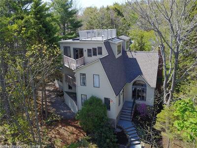 Ogunquit Single Family Home For Sale: 87 Pine Hill Rd S