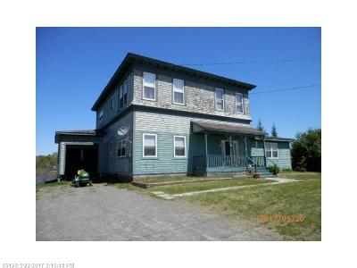 Milo Single Family Home For Sale: 27 West Main St
