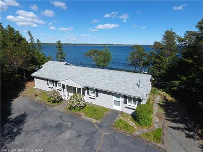 Gouldsboro Single Family Home For Sale: 130 Whitten Road