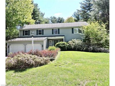 Kennebunk Single Family Home For Sale: 12 River Bend Dr