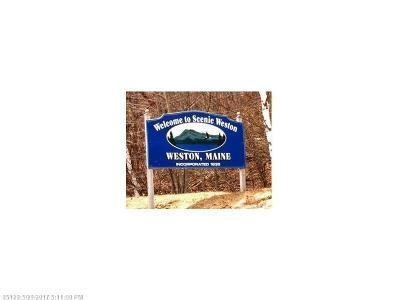 Weston Residential Lots & Land For Sale: 1276 Us Route 1