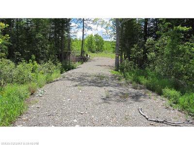 Bangor Residential Lots & Land For Sale: Davis Road
