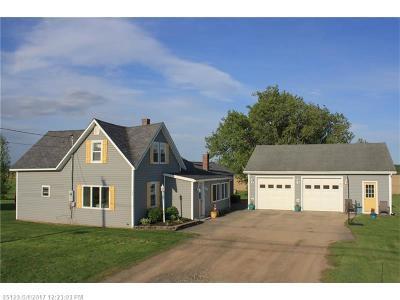 Mapleton Single Family Home For Sale: 127 Hughes Rd