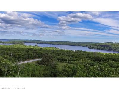 Dedham ME Residential Lots & Land For Sale: $1,100,000