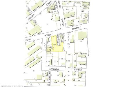 Houlton Residential Lots & Land For Sale: 0 Military St
