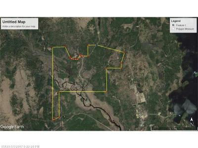 Residential Lots & Land For Sale: On Confluence Rd