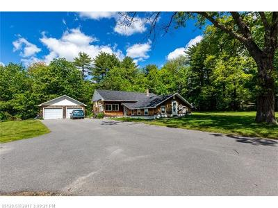 Scarborough Single Family Home For Sale: 264 Beech Ridge Rd