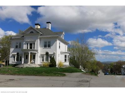 Bangor Multi Family Home For Sale: 26 Fifth St