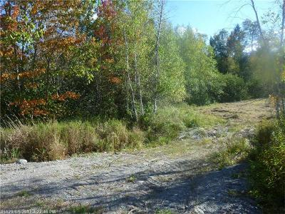 Hampden Residential Lots & Land For Sale: 303 Sawyer Rd