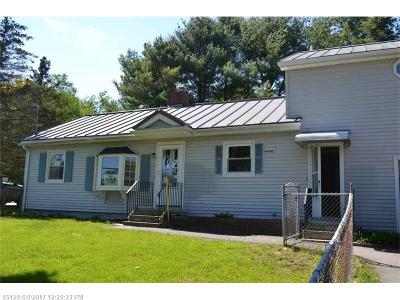 Hampden Single Family Home For Sale: 164 Old County Rd