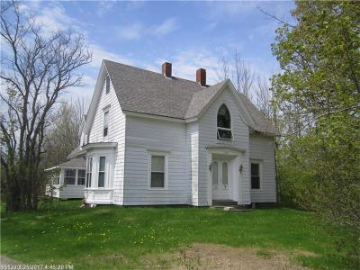 Lincoln Single Family Home For Sale: 319 Enfield Rd