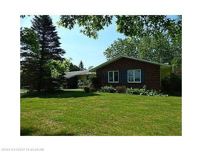 Brewer Single Family Home For Sale: 16 Craig Dr