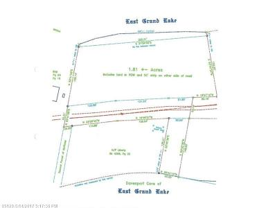 Residential Lots & Land For Sale: 0 Chadwick Point Rd
