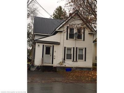 Houlton Single Family Home For Sale: 18 Park St