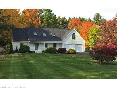 Eliot Single Family Home For Sale: 40 Debbie Lane