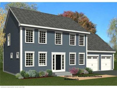 Kittery Single Family Home For Sale: 14 Jefferson Ln