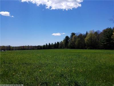 Bangor Residential Lots & Land For Sale: 0 Essex St