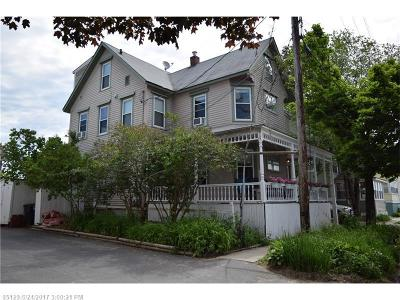Old Orchard Beach Single Family Home For Sale: 20 Union Ave