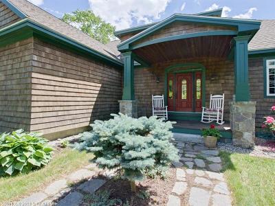 Kennebunkport Single Family Home For Sale: 15 Jennison Dr