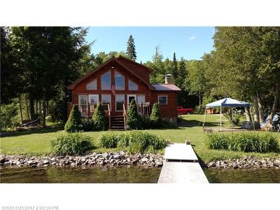 Island Falls Single Family Home For Sale