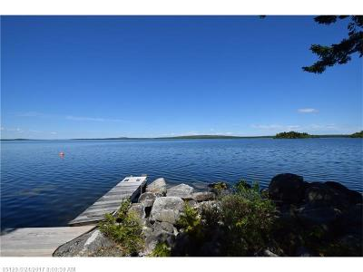 Danforth ME Residential Lots & Land For Sale: $99,000