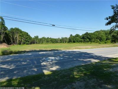 York County, Cumberland County Residential Lots & Land For Sale: 37 Memorial Hwy