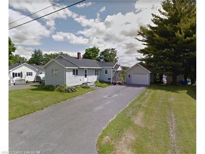 Presque Isle Single Family Home For Sale: 20 Delmont St