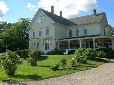 Sullivan Single Family Home For Sale: 19 Taunton Dr