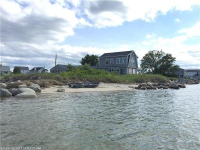 Scarborough, Cape Elizabeth, Falmouth, Yarmouth, Saco, Old Orchard Beach, Kennebunkport, Wells, Arrowsic, Kittery Condo For Sale: 82a King St A #A