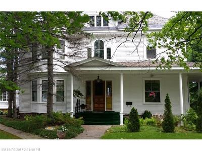 Presque Isle ME Single Family Home For Sale: $275,000