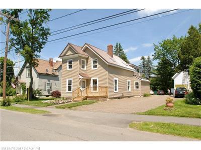 Bangor Single Family Home For Sale: 47 Howard St