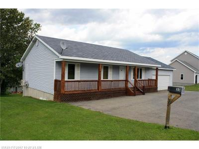 Presque Isle ME Single Family Home For Sale: $179,900
