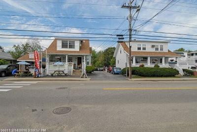 Old Orchard Beach Multi Family Home For Sale: 40-42 East Grand Ave