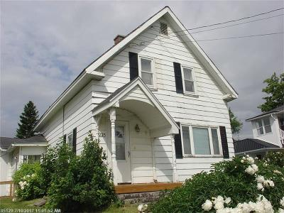 Van Buren Single Family Home For Sale: 223 Main St