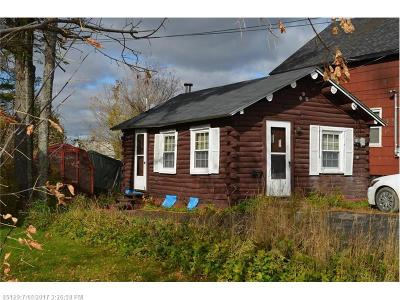 Presque Isle Single Family Home For Sale: 6 Montgomery St