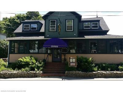 Ogunquit Single Family Home For Sale: 30 Shore Rd