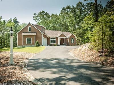 York Single Family Home For Sale: 101 Seabury Rd