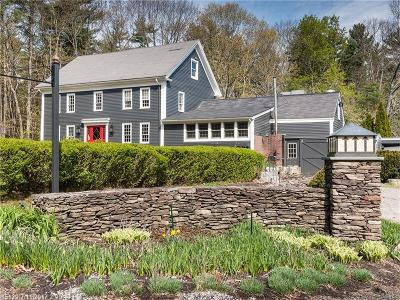 York Single Family Home For Sale: 41 Ogunquit Rd