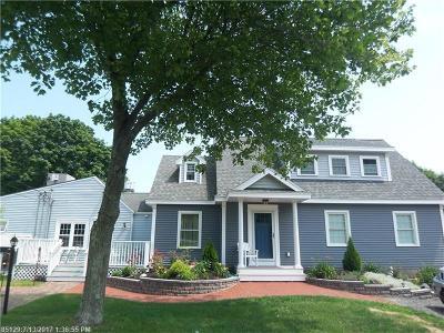Ogunquit Single Family Home For Sale: 422 Main St