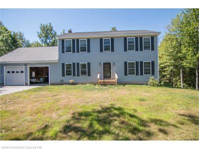 Brewer Single Family Home For Sale: 34 Carroll Ct