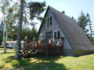 Gouldsboro Single Family Home For Sale: 664 Gouldsboro Point Rd