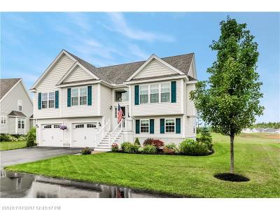 Wells Single Family Home For Sale: 304 Clubhouse Rd