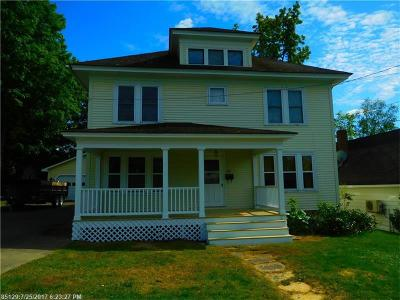 Presque Isle ME Single Family Home For Sale: $149,900