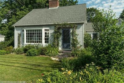 Kittery Single Family Home For Sale: 115 Pepperrell Rd