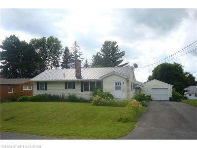 Presque Isle ME Single Family Home For Sale: $164,900