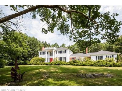 Kennebunkport Single Family Home For Sale: 15 Elizabethan Dr