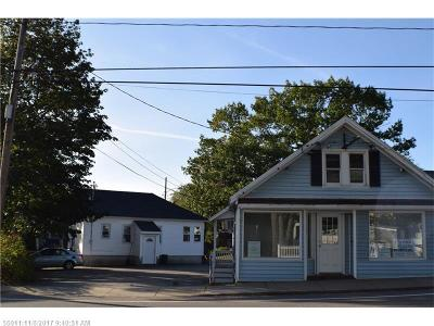 Old Orchard Beach Single Family Home For Sale: 77 Saco Ave