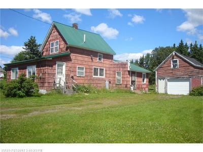 Woodland Single Family Home For Sale: 523 Woodland Center Road